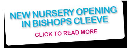 New Nursery opening inBishops Cleeve